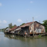 Old Thai River House