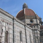 Florence, Italy Domed Building