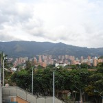 Medellin, Colombia Skyline